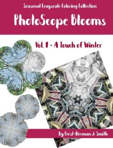 PhotoScope Blooms, Vol. 1 - A Touch of Winter