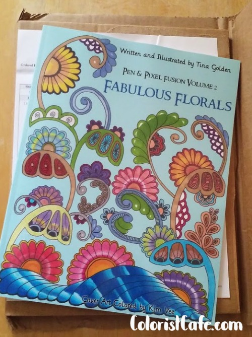 Creative Gifts For Women: Fabulous Florals Adult Coloring Book