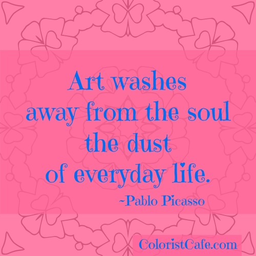 Inspirational Quotes About Art