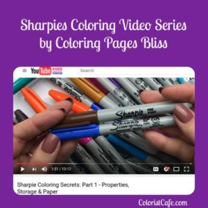 Sharpies Video Series - pt 1